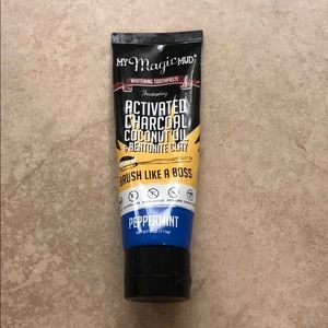 Other - charcoal toothpaste